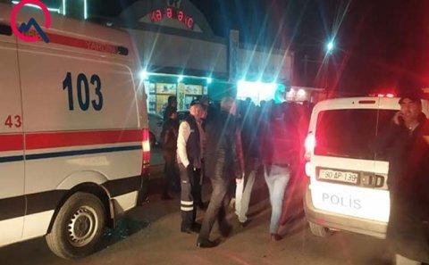 """""""EuroHome""""un qarşısında bədbəxt hadisə: iki nəfər öldü"""