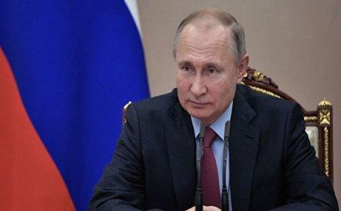 Putin bu ölkələrin rəhbərlərini TƏBRİK ETDİ