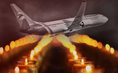 Dünya ölkələri İrana uçuşları dayandırırlar - Tehran ŞOKDA