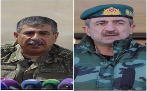 Azərbaycan generallarını kimlər  QARŞI-QARŞIYA  qoyur?