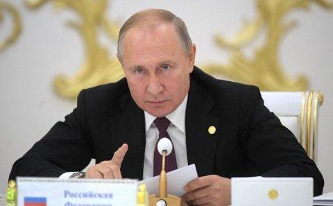 Putin Dövlət Dumasına qanun layihəsini təqdim etdi-Konstitusiya dəyişikliyi