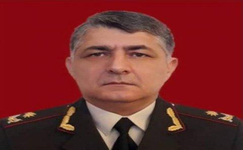General-mayor Qabil Məmmədov: