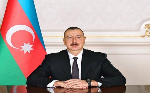 Prezident Abşeron dairəvi dəmir yolunun bir hissəsinin yenidənqurmadan sonra açılışında iştirak edib