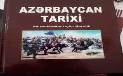 """Professordan """"Azərbaycan tarixi"""" HƏYƏCANI:"""