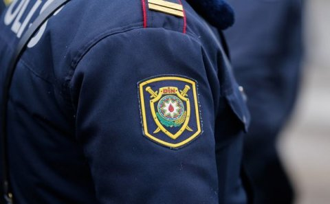 Azərbaycanda polis intihar etdi - FOTO