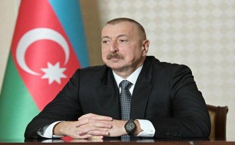 İlham Əliyev şirkət rəhbəri ilə görüşdü