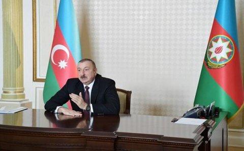 İlham Əliyev yeni XİN başçısını qəbul etdi