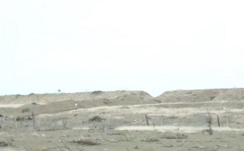 Azad olunmuş Ağdamdan görüntülər - VİDEO