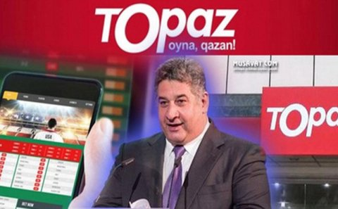 """NAZİRİN MİLYONLUQ """"TOPAZ"""" BİZNESİNƏ RƏQİB GƏLİR... - Yeni operator fəaliyyətə başlayır"""