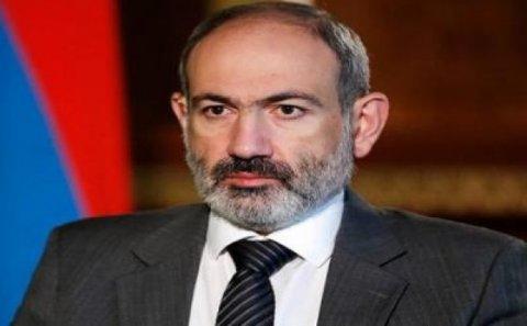 Paşinyan ABŞ-ın dövlət katibinə Azərbaycandan ŞİKAYƏT ETDİ