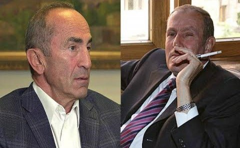 Ermənistanda hərbi çevrilişə çağıran Köçəryana ilk prezident Petrosyandan cavab