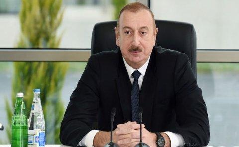 Prezident yeni Mərkəz yaratdı