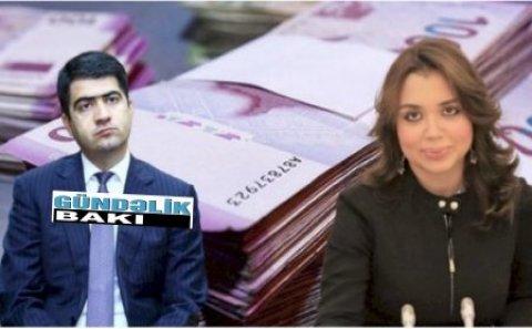 İcra başçısı Seymur Orucovun biznesmen xanımının 115 min manatlıq qaz borcu - Bağça müdirəsi necə biznesmen olur?