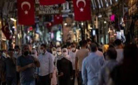 Türkiyədə gündəlik yoluxma sayı 59 mini keçdi