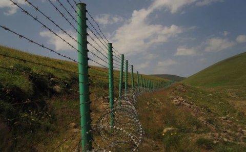 Azərbaycan-İran sərhədində silahlı insident: Dörd nəfər ələ keçdi - FOTO