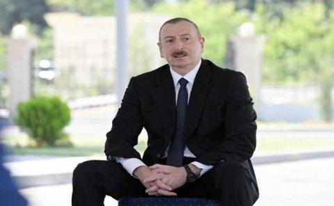 İlham Əliyevdən 5 milyon manatlıq SƏRƏNCAM