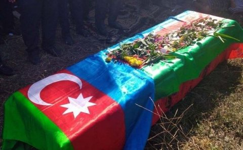 Daha bir hərbçimizin şəhid xəbəri gəldi - FOTO