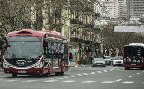8 və 16 may tarixlərində avtobuslar fəaliyyət göstərəcək? — RƏSMİ CAVAB