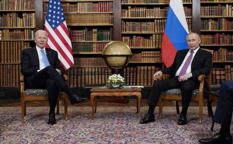 Bayden Putini tənbeh etdi - AMERİKA LİDERİ RUSİYADA İNSAN HAQLARI PROBLEMLƏRİNİ QABARDIB