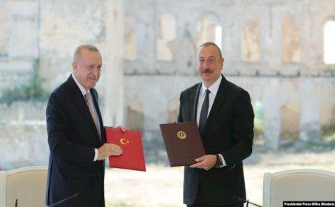 """Şuşa Bəyannaməsi – """"Konfederativ münasibətlər qurulur"""""""