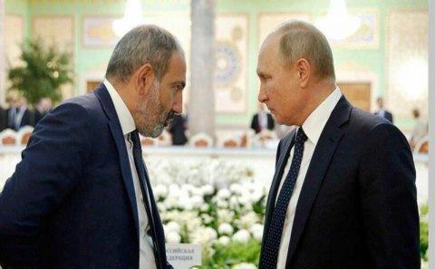 Qarabağla bağlı KRİTİK GÖRÜŞ: Putin Paşinyanı Moskvada gözləyir