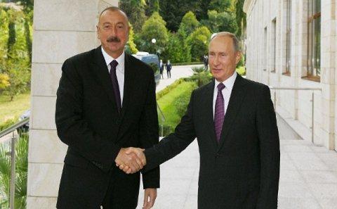 İlham Əliyev Putinlə görüşəcək - BU TARİXDƏ