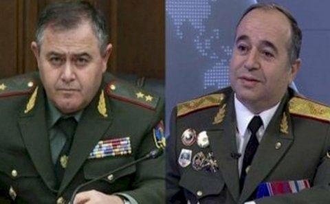 Ermənistan Baş Qərargahında dava: Generallar stul davasına çıxıb