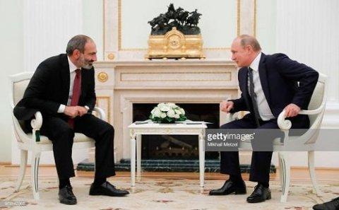 Putin-Paşinyan danışığının detalları: Zəngəzur dəhlizi...