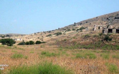 Cəbrayıl rayonunun Sofulu kəndi - VİDEO