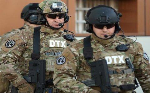 DTX-dan əməliyyat: Silahlı Qüvvələrin Baş Klinik Hospitalının bölmə rəisi həbs edildi