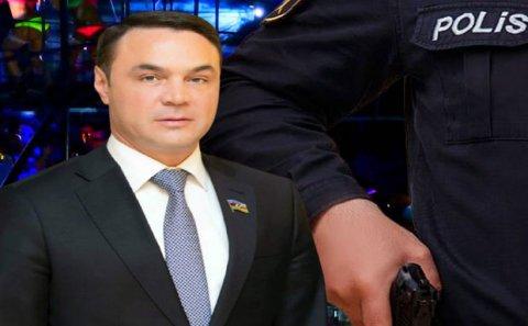 Azərbaycanda deputat istirahət mərkəzində sərxoş olub polisə hücum çəkdi - İDDİA