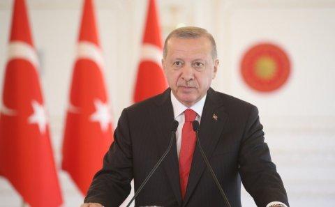 """""""Türkiyəyə qarşı sabotaj…"""" – Ərdoğandan yanğın açıqlaması"""