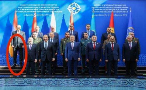 Erməni nazirlərdən Putinin hərbi blokuna hörmətsizlik - FOTO