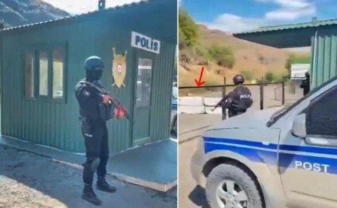 Azərbaycan polisi Xankəndiyə girən iki iranlını həbs etdi