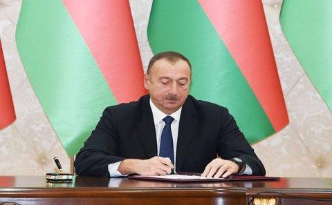 Prezidentdən 5 milyon manatlıq SƏRƏNCAM