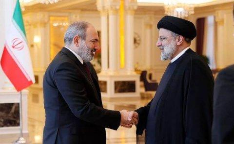 İran prezidenti Paşinyanla görüşdü: Nələr müzakirə olunub? - MÖVQE