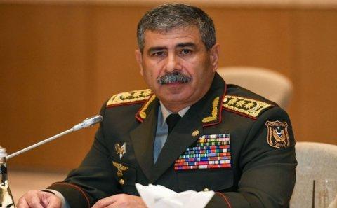 Zakir Həsənov generala yeni VƏZİFƏ VERDİ - FOTO