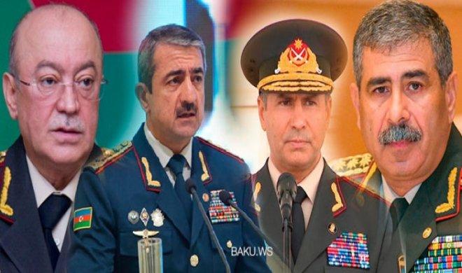 Azərbaycanın general-polkovnikləri (SİYAHI)
