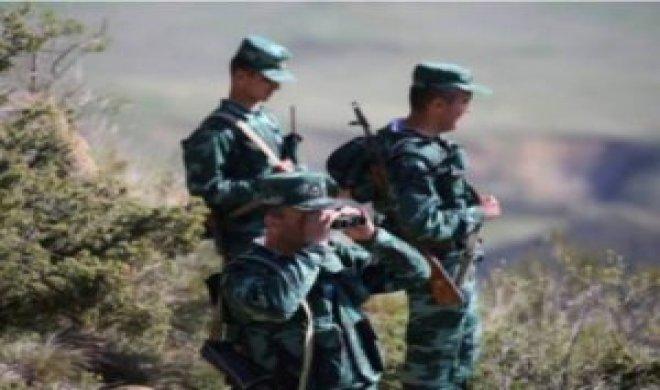 Silahlı şəxs Gürcüstan sərhədçisini girov götürüb Azərbaycana tərəf irəlilədi, atəş açıldı